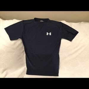 Under Armour fitted athletic top